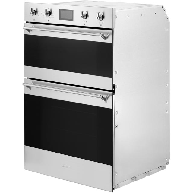 Smeg Classic DOSF6390X Built In Double Oven - Stainless Steel - DOSF6390X_SS - 4