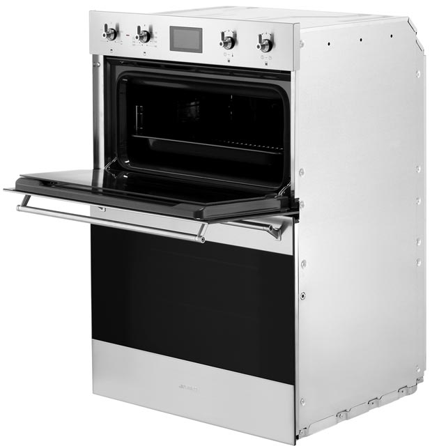 Smeg Classic DOSF6390X Built In Double Oven - Stainless Steel - DOSF6390X_SS - 5