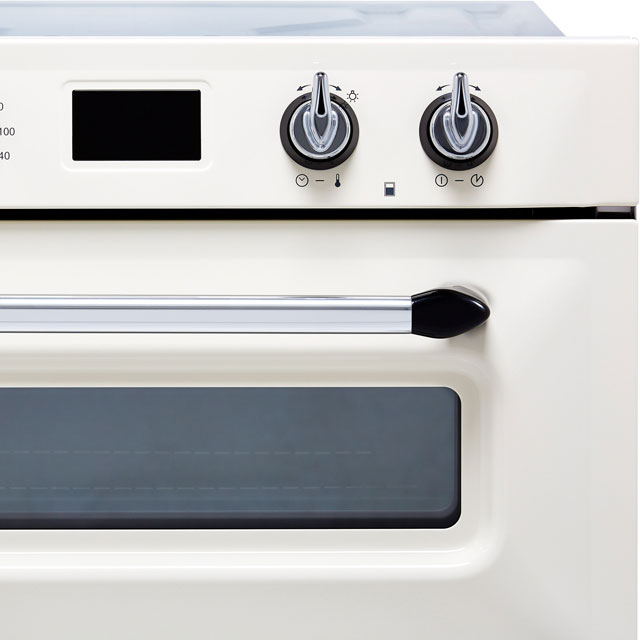 Smeg Victoria DOSF6920P1 Built In Double Oven - Cream - DOSF6920P1_CR - 4