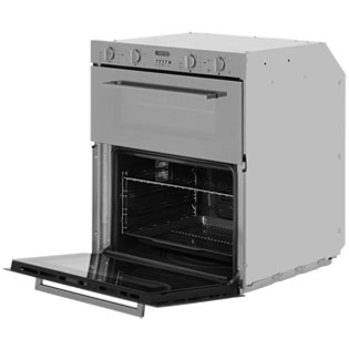 Smeg Cucina DUSF44X Built Under Double Oven - Stainless Steel - DUSF44X_SS - 4