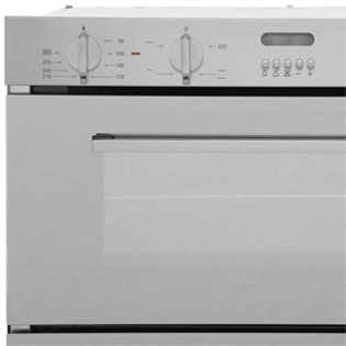 Smeg Cucina DUSF44X Built Under Double Oven - Stainless Steel - DUSF44X_SS - 5