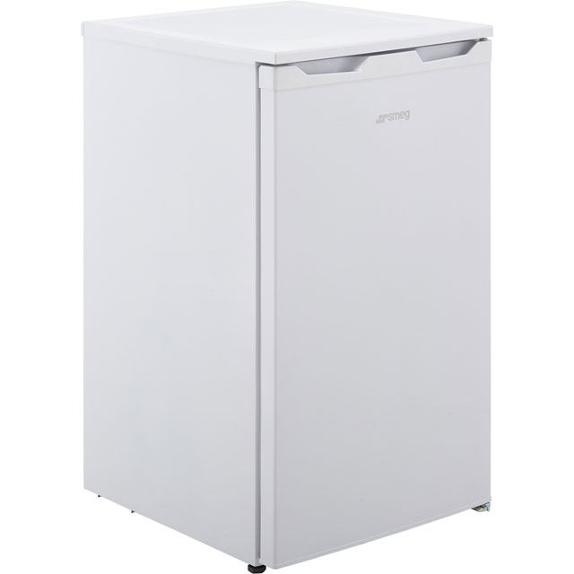 Smeg FA100AP Fridge with Ice Box - White - A+ Rated - FA100AP_WH - 1