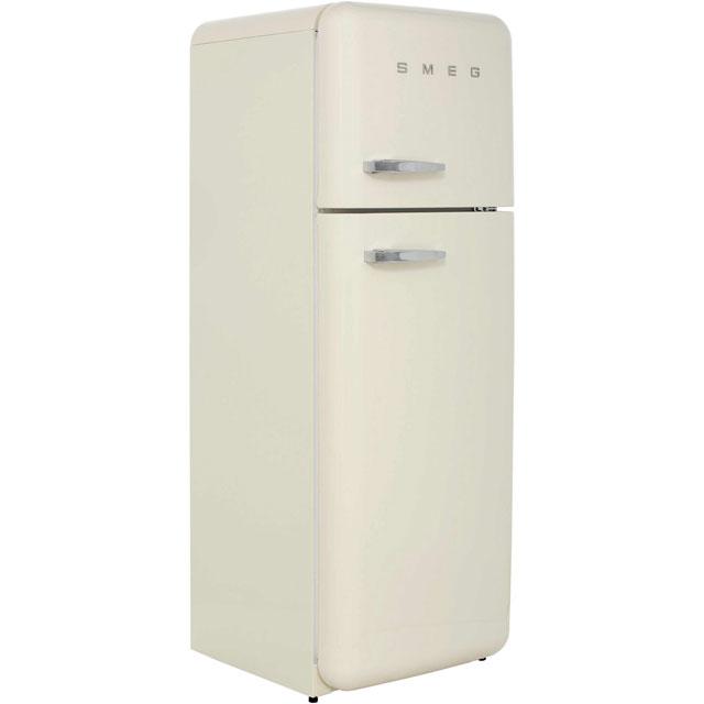 smeg fab30rfc right hand hinge a fridge freezer 70 30 right hand hinge 60cm ebay. Black Bedroom Furniture Sets. Home Design Ideas