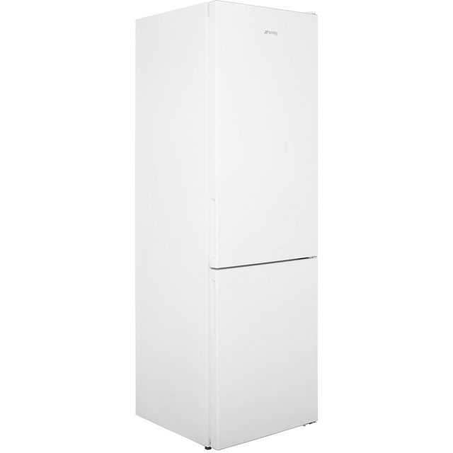 Smeg FC182PBN 70/30 Frost Free Fridge Freezer - White - A++ Rated - FC182PBN_WH - 1