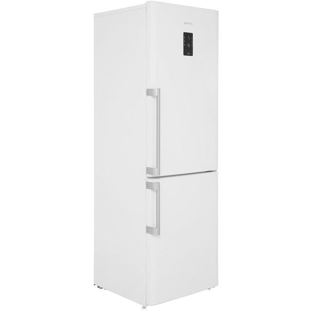 Smeg FC370B2PE 70/30 Frost Free Fridge Freezer - White - A++ Rated