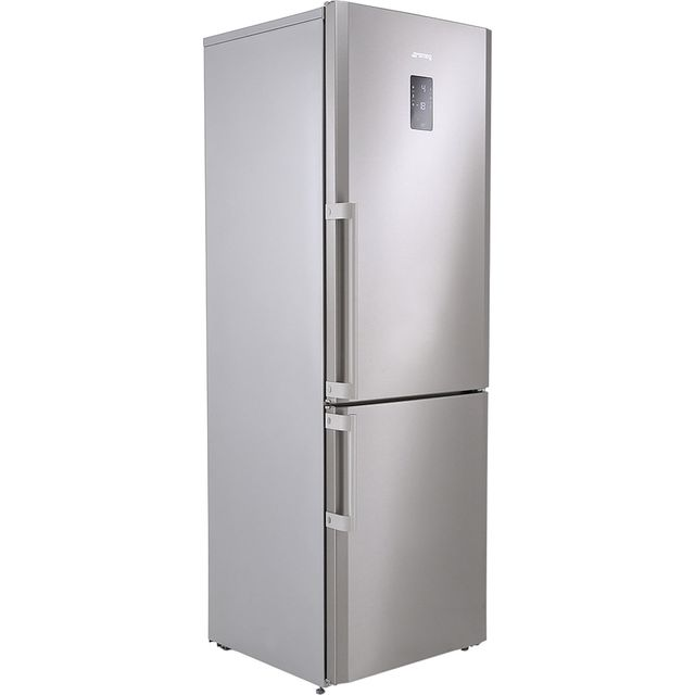 Smeg 70/30 Frost Free Fridge Freezer - Stainless Steel - A++ Rated