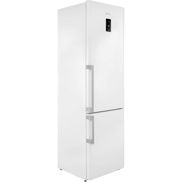 Smeg FC400B2PE 70/30 Frost Free Fridge Freezer - White - A++ Rated - FC400B2PE_WH - 1