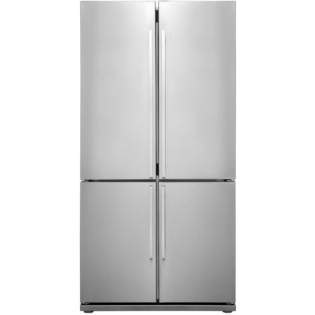 Smeg FQ60XP American Fridge Freezer - Stainless Steel - FQ60XP_SS - 1