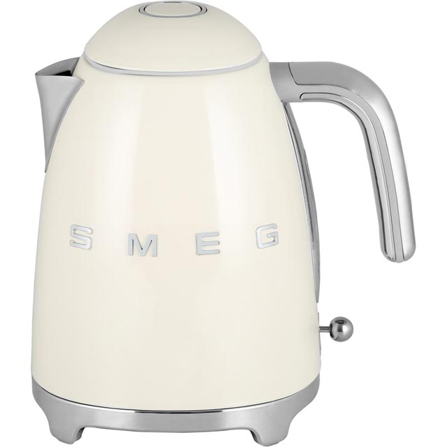 Smeg 50's Retro KLF03CRUK Kettle - Cream