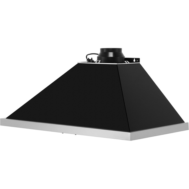 Smeg Portofino KPF9AN 90 cm Chimney Cooker Hood - Anthracite - KPF9AN_AI - 3