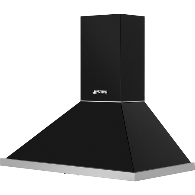 Smeg Portofino KPF9AN 90 cm Chimney Cooker Hood - Anthracite - KPF9AN_AI - 4