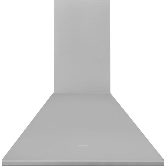 Smeg 70 cm Chimney Cooker Hood - Stainless Steel - C Rated