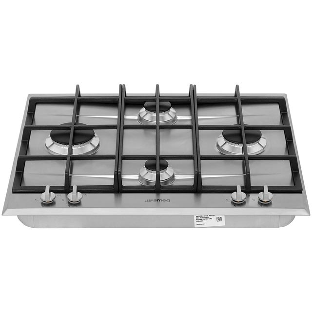 Smeg Cucina P260XGH Built In Gas Hob - Stainless Steel - P260XGH_SS - 1