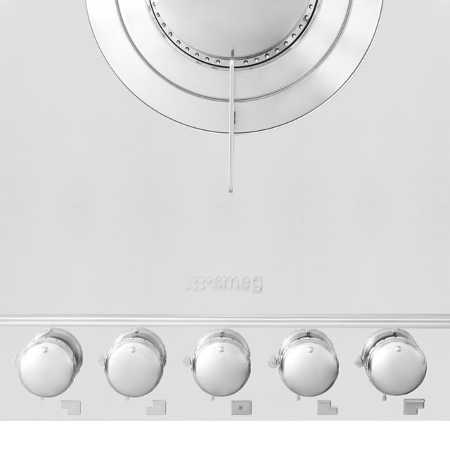 Smeg Piano Design P705ES Built In Gas Hob - Stainless Steel - P705ES_SS - 3