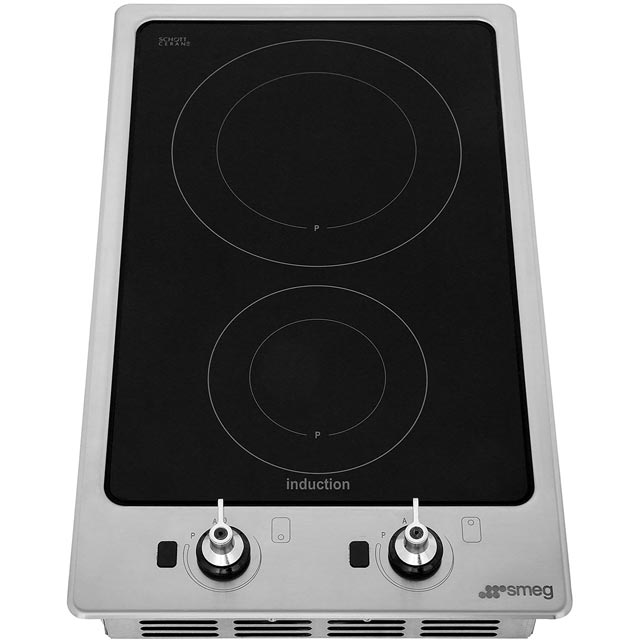 Smeg Classic PGF32I-1 Built In Induction Hob - Stainless Steel - PGF32I-1_SS - 5