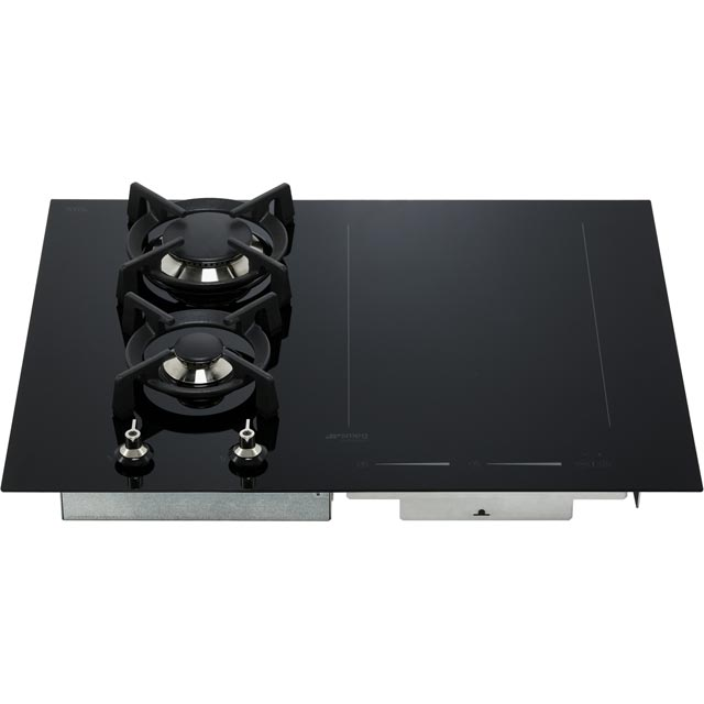 Smeg Classic PM3621WLD Built In Induction Hob - Black - PM3621WLD_BK - 5