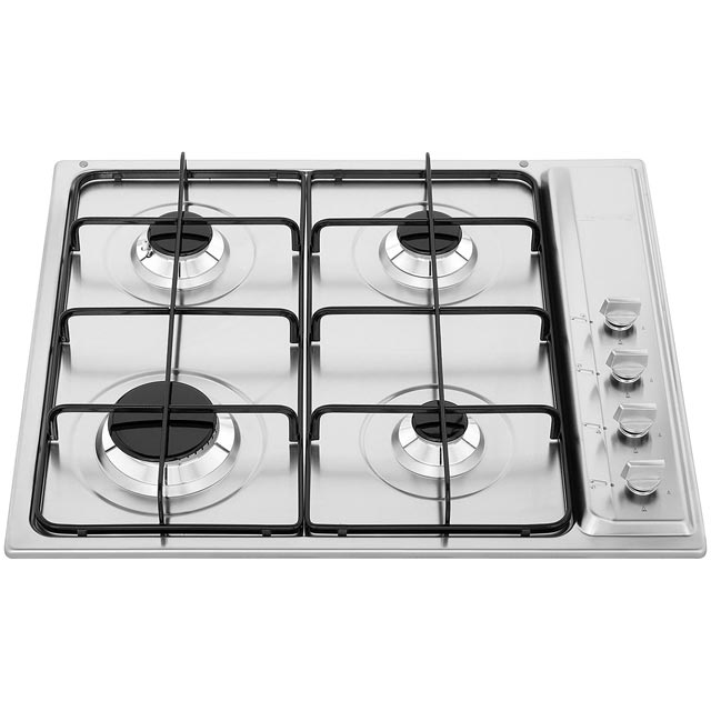 Smeg Cucina S64S Built In Gas Hob - Stainless Steel - S64S_SS - 5