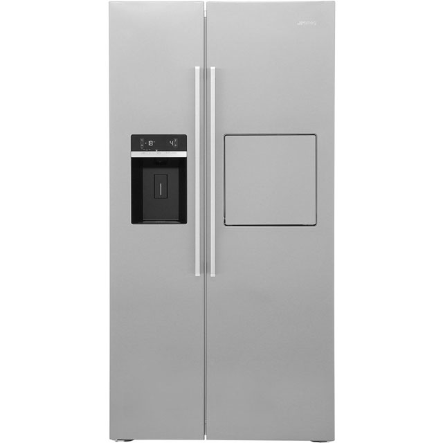 Smeg SBS63XEDH American Fridge Freezer - Stainless Steel - SBS63XEDH_SS - 1