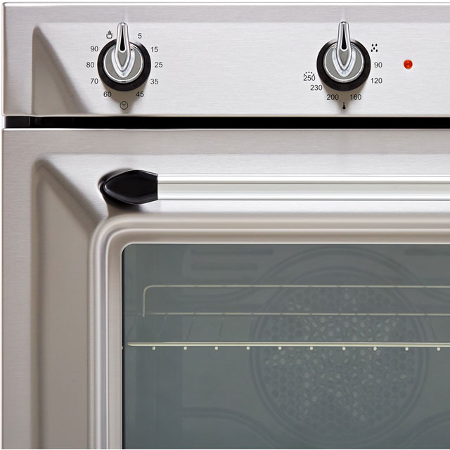Smeg Victoria SF6905N1 Built In Electric Single Oven - Black - SF6905N1_BK - 3