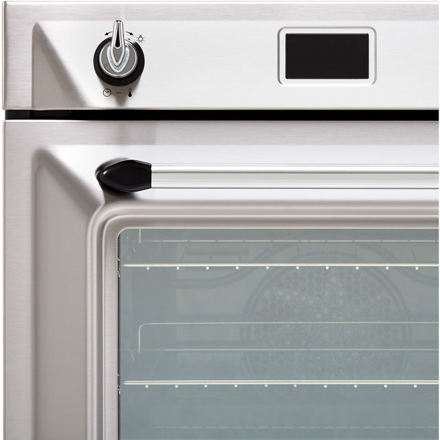 Smeg Victoria SF6922PPZE1 Built In Electric Single Oven - Cream - SF6922PPZE1_CR - 2