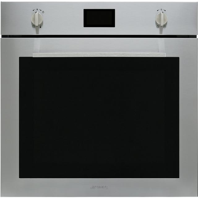 Smeg Cucina Electric Single Oven - Stainless Steel - A Rated