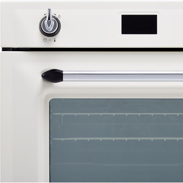 Smeg Victoria SFP6925XPZE1 Built In Electric Single Oven - Silver - SFP6925XPZE1_SI - 2