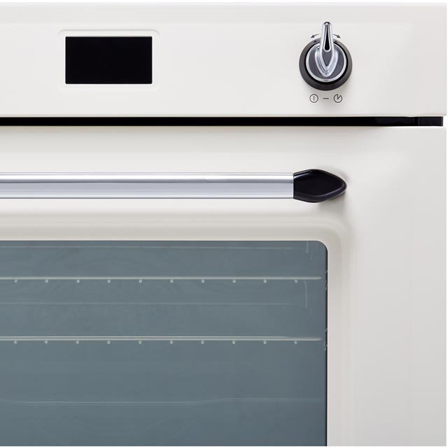 Smeg Victoria SFP6925XPZE1 Built In Electric Single Oven - Silver - SFP6925XPZE1_SI - 3