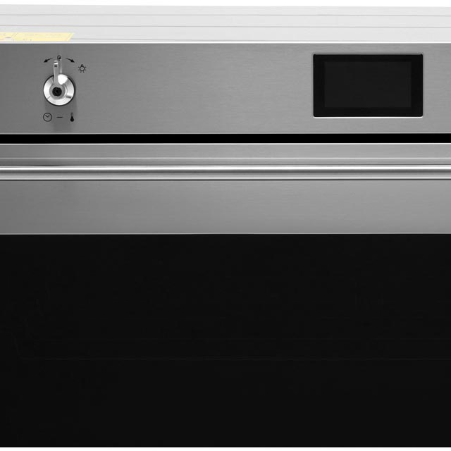 Smeg Classic SFR9390X Built In Electric Single Oven - Stainless Steel - SFR9390X_SS - 2
