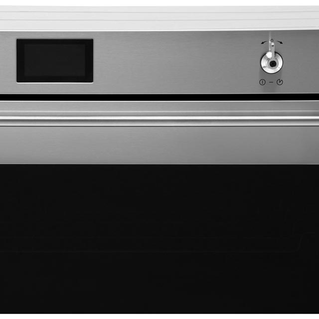 Smeg Classic SFR9390X Built In Electric Single Oven - Stainless Steel - SFR9390X_SS - 3