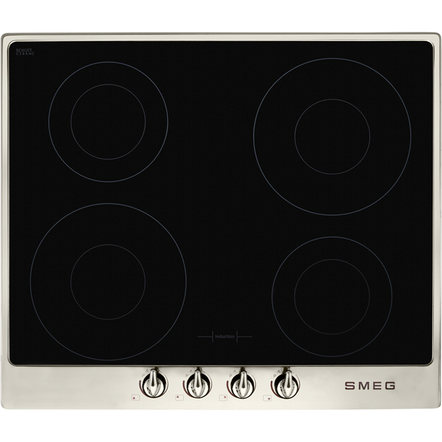 Smeg Victoria SI964XM 60cm Induction Hob – Stainless Steel