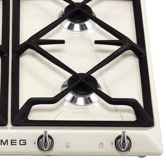 Smeg Victoria SR964XGH Built In Gas Hob - Stainless Steel - SR964XGH_SS - 4