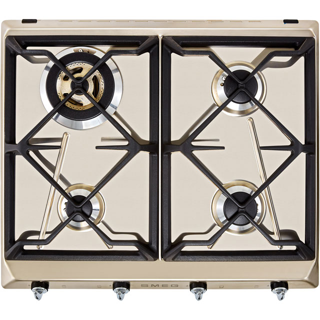 Smeg Victoria SR964XGH Built In Gas Hob - Stainless Steel