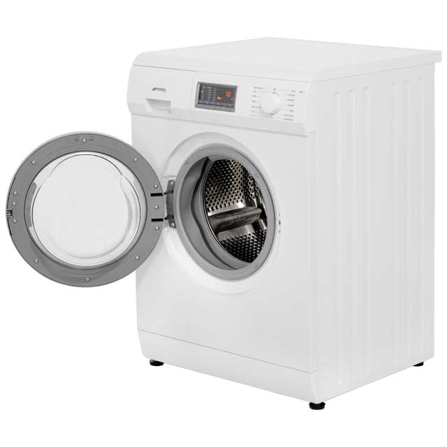 Smeg WDF147 7Kg / 4Kg Washer Dryer - White - WDF147_WH - 2
