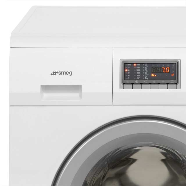 Smeg WDF147 7Kg / 4Kg Washer Dryer - White - WDF147_WH - 3
