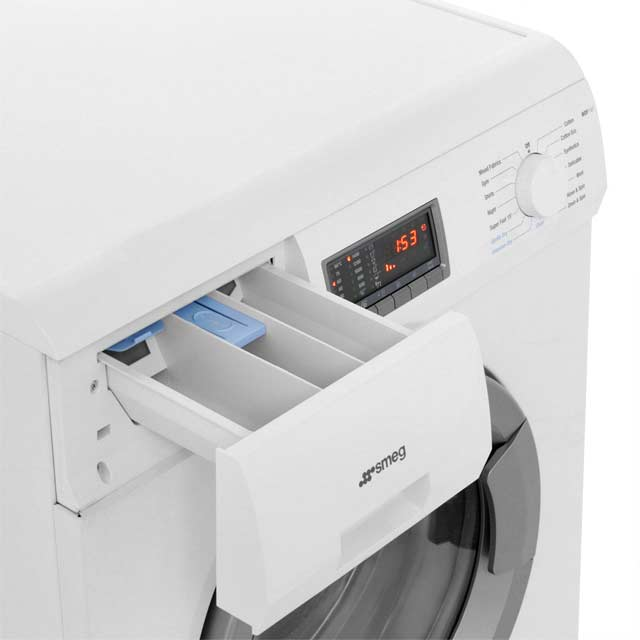 Smeg WDF147 7Kg / 4Kg Washer Dryer - White - WDF147_WH - 5