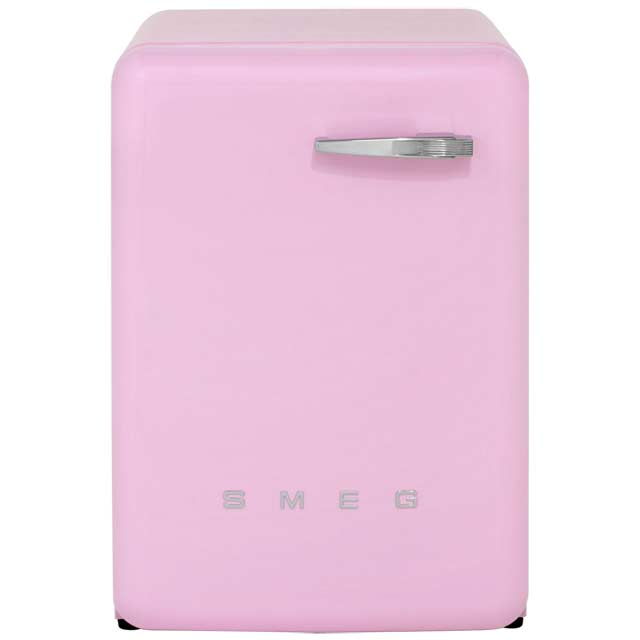 smeg wmfabro1 7kg washing machine with rpm pink
