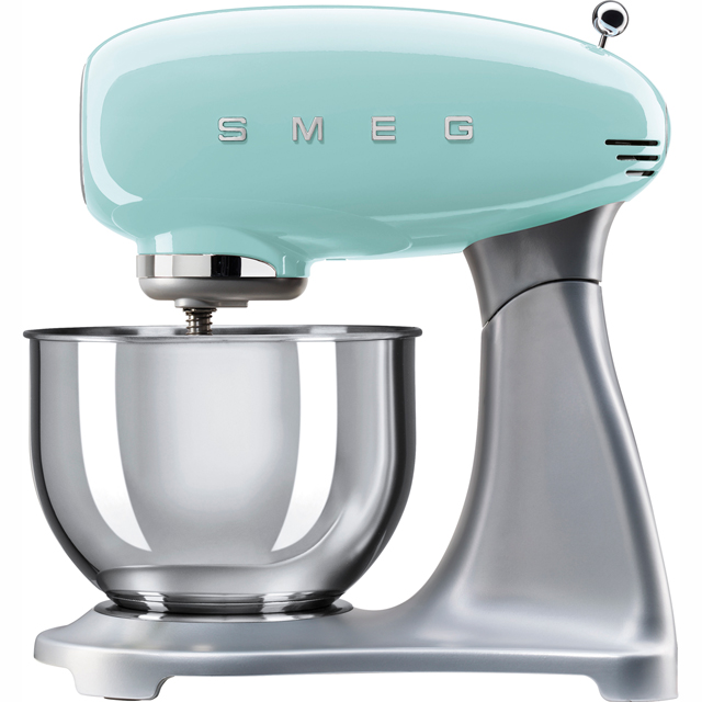 Smeg 50's Retro SMF01RDUK Stand Mixer with 4.8 Litre Bowl - Red