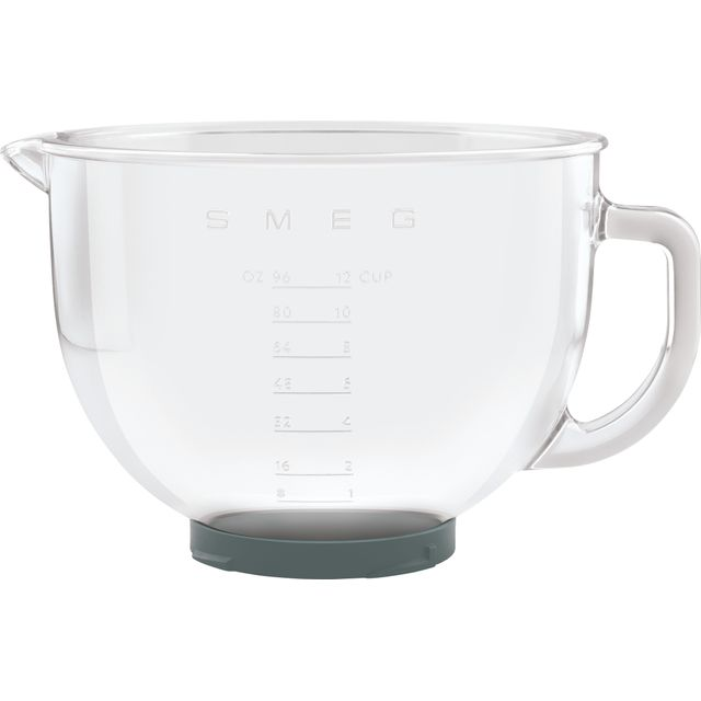 Smeg 50s Retro SMGB01 Food Mixer Attachment - Glass Bowl