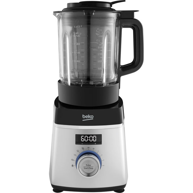 Beko SMM888BX Heated Blender - Stainless Steel - SMM888BX_SS - 1