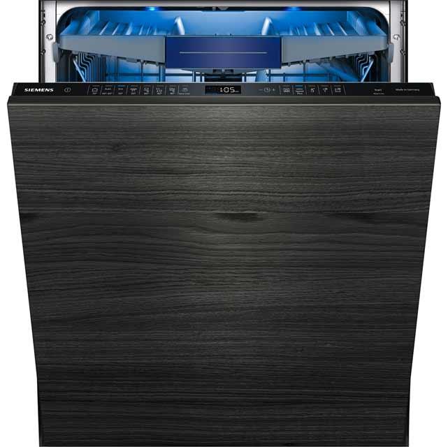 Siemens IQ-500 Integrated Dishwasher in Black