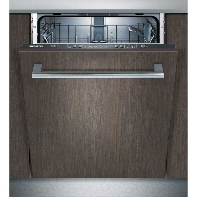 Siemens IQ-300 SN66D000GB Fully Integrated Standard Dishwasher - Black Control Panel - A+ Rated
