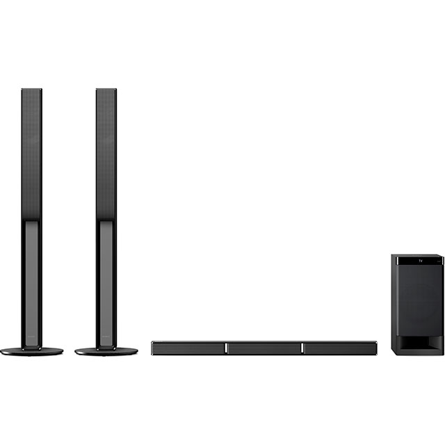 Sony HT-RT4 5.1 Surround Home Cinema System - Black - HT-RT4 - 1