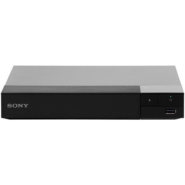 Sony BDPS1700B Smart Blu-ray Player with Not Applicable - Black - BDPS1700B - 1