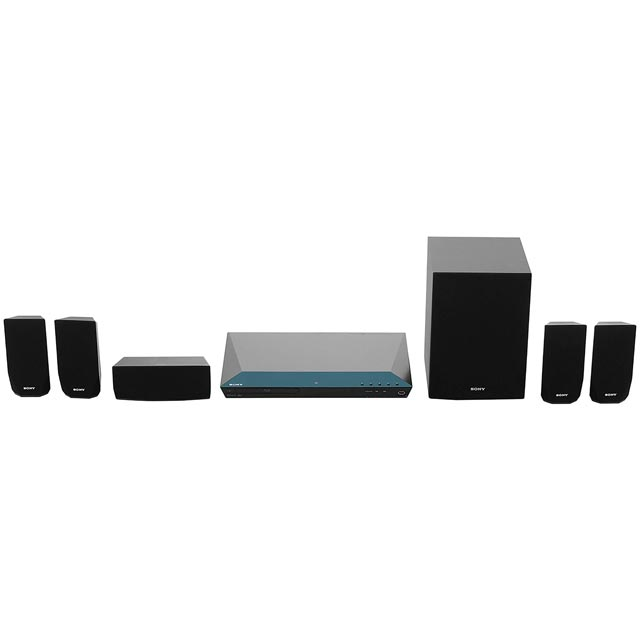 Sony BDVE2100 5.1 Surround Smart 3D Home Cinema System - Black