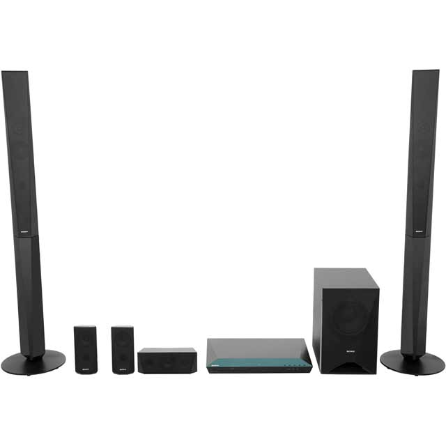 Sony BDVE4100 5.1 Surround Smart 3D Home Cinema System - Black