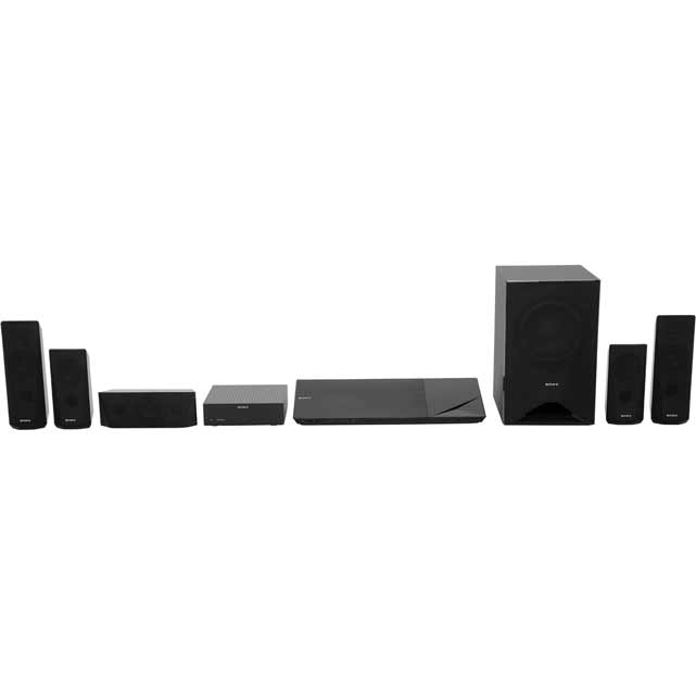 Sony BDVN5200WB 5.1 Surround Smart 3D Home Cinema System - Black - BDVN5200WB - 1