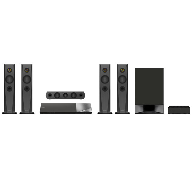 Sony BDVN7200WB 5.1 Surround Smart 3D Home Cinema System - Black