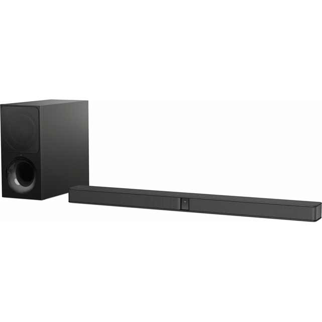 Sony HT-CT290 Bluetooth Soundbar with Wireless Subwoofer - Black