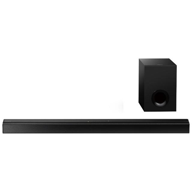 sony ht ct80 bluetooth soundbar wired subwoofer black