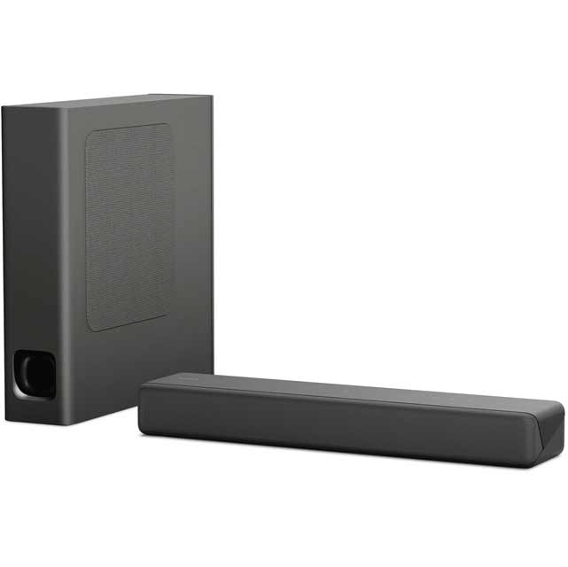 Sony HT-MT500 Multiroom Bluetooth Soundbar with Wireless Subwoofer - Black